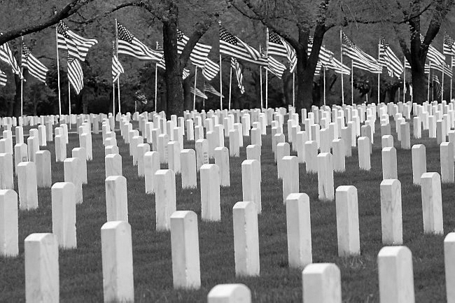 "Reflect on Memorial Day, why it's not a ""Happy"" day"