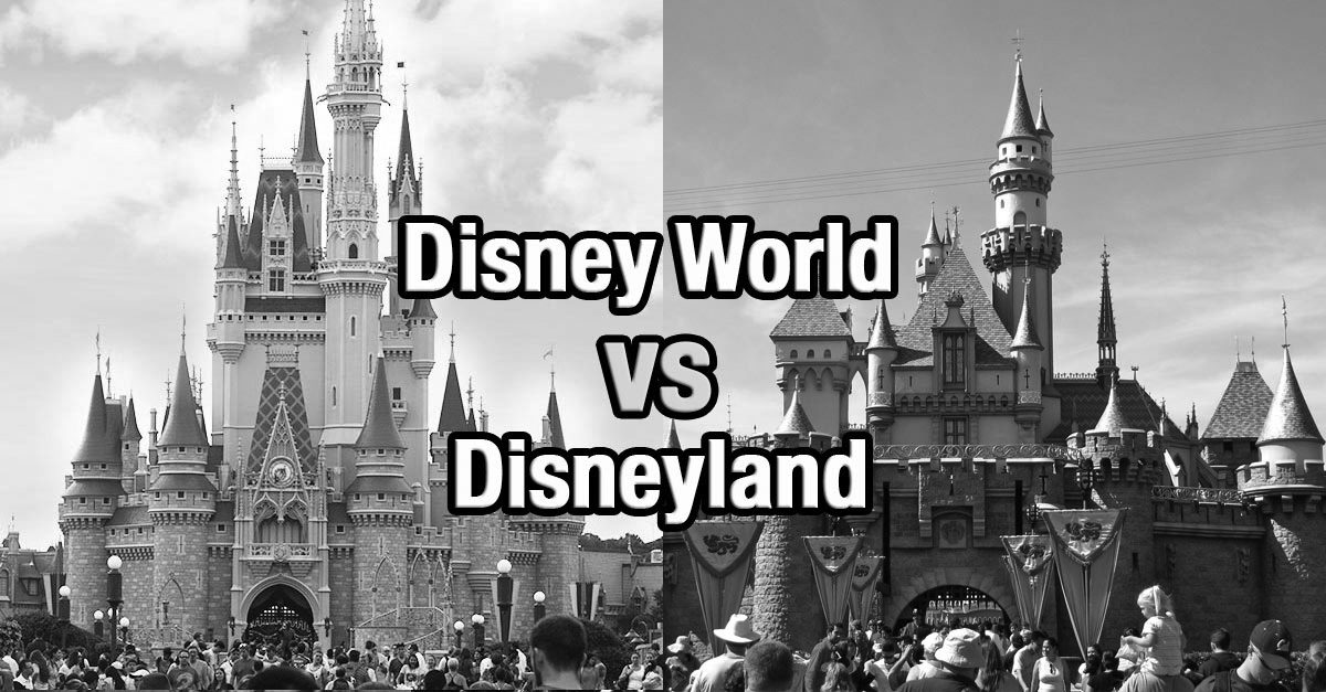The Facebook Page for the Orlando 102, and, it's NOT Disneyland or Walt Disney World