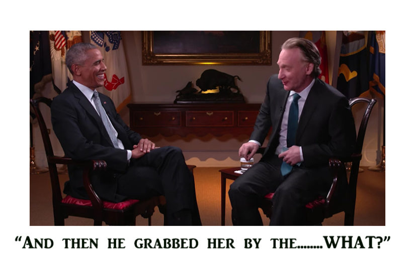 "The Bill Mahr Interview of President Obama that the Rednecks ""ain't goin' ta likk"""