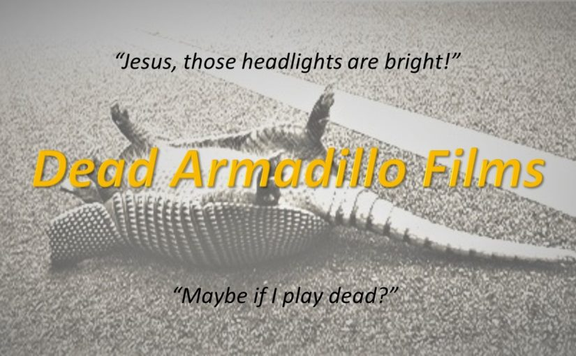 "My Memoir, and a ""Teaser"" for my novel, ""The Dead Armadillo"""