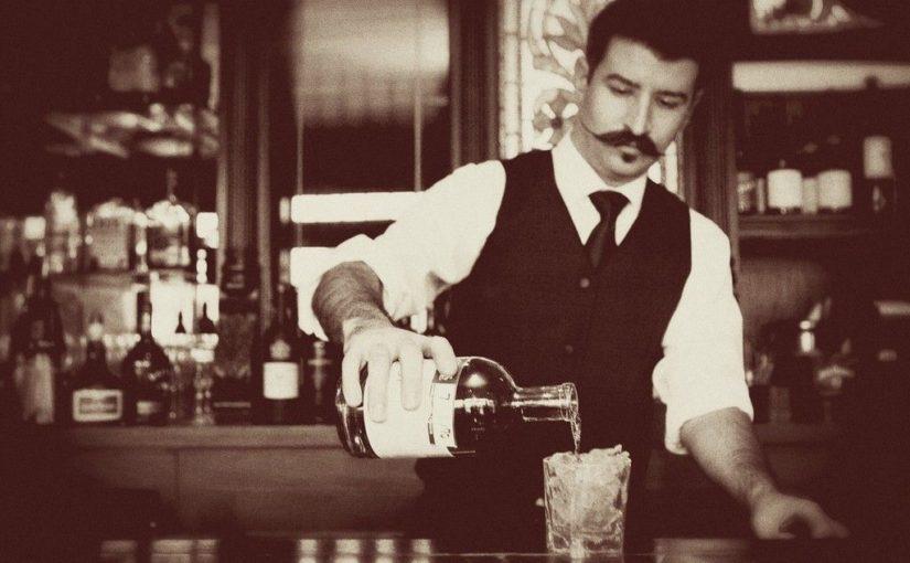 """""""The Bartender"""""""