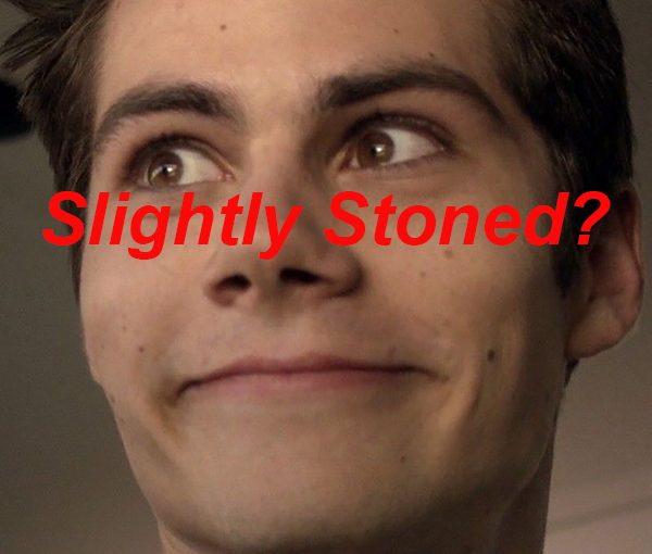 """Slightly"""