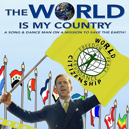 """The World is my Country"""